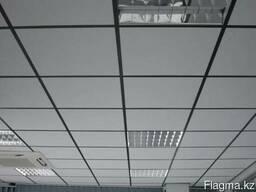 Подвесной потолок Армстронг 12мм с комплектующими