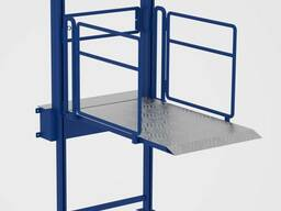 Подъёмник для инвалидов (пандус)