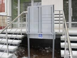 Подъёмник для инвалидов ( пандус )