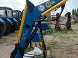 Погрузчик ПСУ-08 (Казахстан) в комплекте с ковшом 0,8 - фото 3