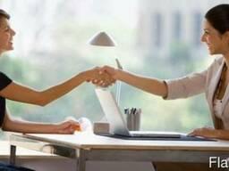 Поиск и подбора работы, помощь в трудоустройстве