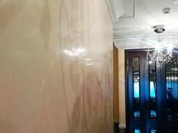 Покраска стен , побелка потолка, поклейка обоев