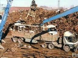 Покупку лома и отходов черных метталов по высоким ценам