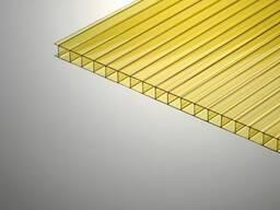 Поликарбонат сотовый 10 мм