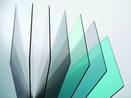 Монолитный поликарбонат 4мм (2, 05м*3, 05)