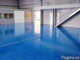 Полимерные наливные полы для всех типов помещения!