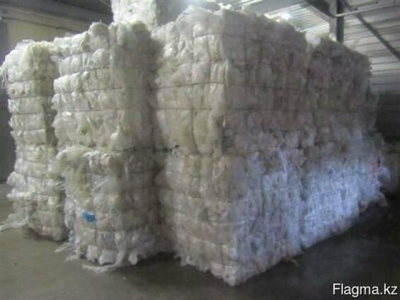 Полипропиленовые отходы мешков