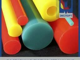 Полиуретан стержень 90 мм (L~400 мм, ~ 3, 2 кг, красный)