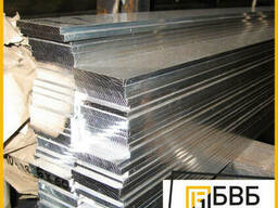 Полоса алюминиевая от 1х10 до 15х300 - фото 1