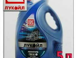 Моторное масло лукойл авангард экстра 15w40 5л