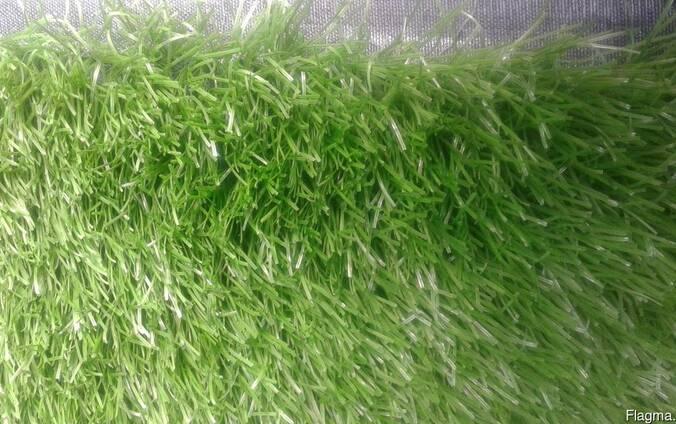 Полузасыпная искусственная трава