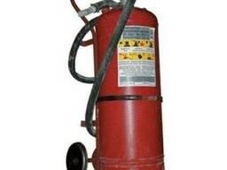 Порошковый огнетушитель ОП-35(з) АВСE