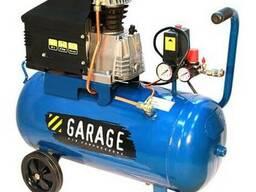 Поршневые компрессора с электродвигателем Garage