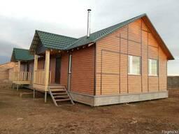 Построим дом в короткие сроки