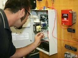Пожарная сигнализация. Техническое обслуживание ремонт