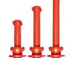 Пожарный гидрант H 0, 5м
