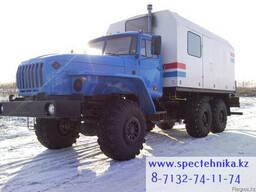 ППУА-1600/100 (Камаз/Урал)