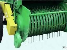 Пресс-подборщик руллонный ПР-150 М ( с боковым прицепным ус)