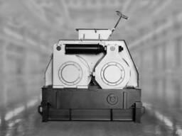Пресс валковый для брикетирования угля ПБВ-24М - photo 2