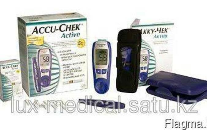 Прибор для определения глюкозы крови Accu-Chek Active