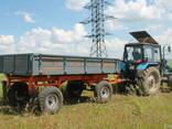 Прицеп тракторный самосвальный 2 ПТС-4,5 - фото 2
