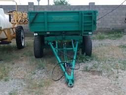 Прицепы тракторные - фото 4