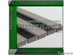 Придверная Решетка Centurion Grand Резина Платинум