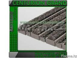Придверная Решетка Centurion Grand Текстиль Риф