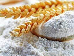 Продам муку пшеничную в/с, 1/с