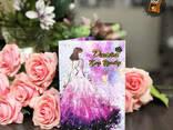 Пригласительные на свадьбу и Кыз Узату Той - фото 3
