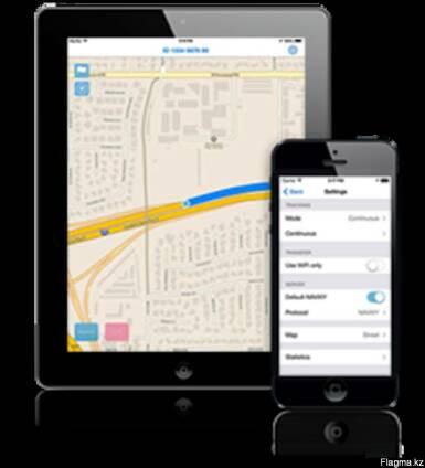 Приложение для IPhone,контроль и наблюдение за сотрудниками!