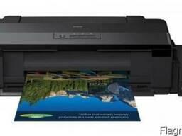 Принтер, фабрика печати Epson L1300, А3 C11CD81402 4-х Цветн