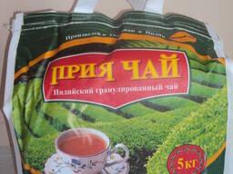 ПРИЯ гранулированный чай 5кг. и 3. 025кг. сумка