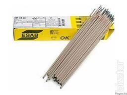 Продаем электроды сварочные Esab 46. 00 диаметр 3