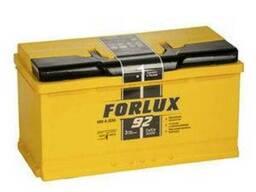 Продается аккумулятор марки Forlux 100 A/h