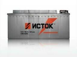 Продается аккумулятор марки ISTOK 140 A/h.