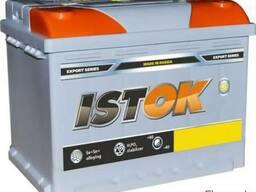 Продается аккумулятор марки ISTOK 60 A/h