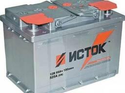 Продается аккумулятор марки ISTOK 66 A/h