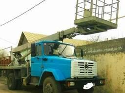 Продается ЗИЛ 4333 АГП 18 телескопическая 2005 года выпуска