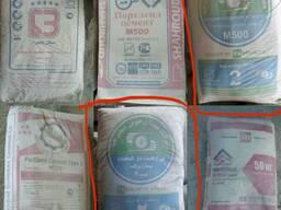 Продам цемент марки М500, М400 производства Иран