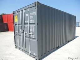 Продам контейнеры 20 - футовые. Казахстан, г. Костанай.