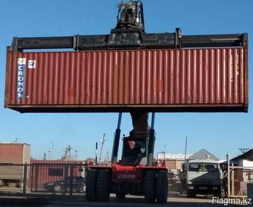 Продам контейнеры морские 40 - футовые, город Костанай.