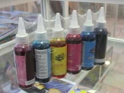Продам краски СНПЧ в Актобе. DYE INK / INK BK