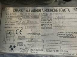 Продам погрузчик Toyota-2008 г. в. - фото 5