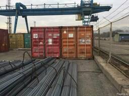 Продажа 20/40 футовых морских и железнодорожных контейнеров.