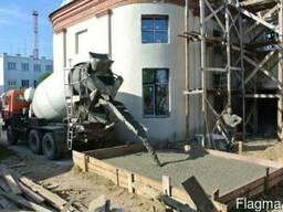 Нагыз бетон актобе заливка стяжки керамзитобетоном