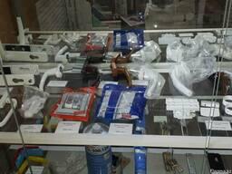 Продажа фурнитуры (комплектующих) для окон ПВХ
