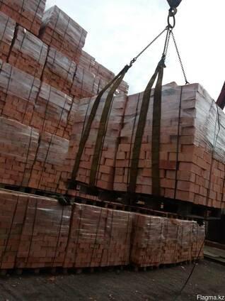 Продажа красного и силикатного кирпича от производителя