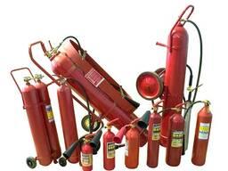 Продажа огнетушителей