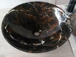 Продажа раковин из камня, оптом и в розницу